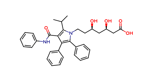 Atorvastatin impurity A(Secondary Standards traceble to EP)