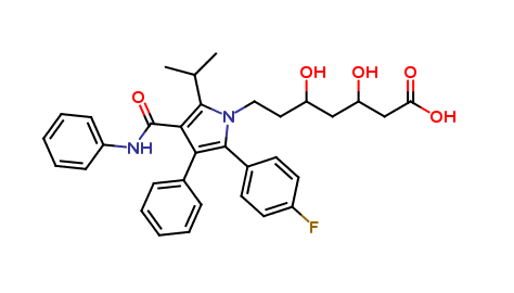 Atorvastatin impurity B(Secondary Standards traceble to EP)