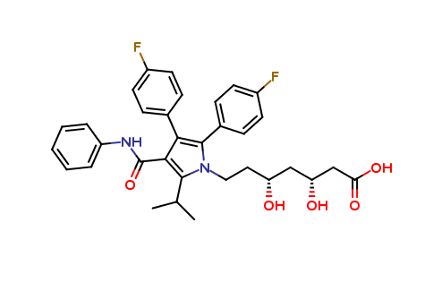 Atorvastatin impurity C(Secondary Standards traceble to EP)