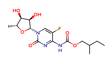 Capecitabine impurity D(Secondary Standards traceble to EP)