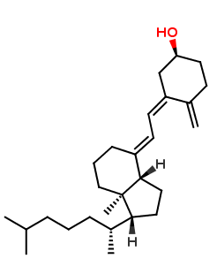 Cholecalciferol(Secondary Standards traceble to EP)
