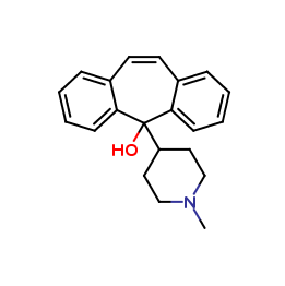 Cyproheptadine impurity C(Secondary Standards traceble to EP)