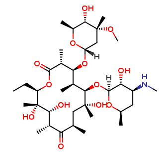 N-Demethylerythromycin A(Secondary Standards traceble to EP)