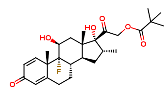 Dexamethasone pivalate(Secondary Standards traceble to EP)