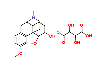 Dihydrocodeine hydrogen tartrate(Secondary Standards traceble to EP)