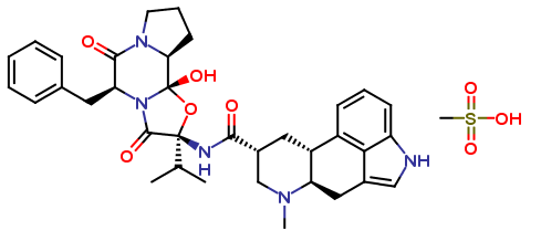 Dihydroergocristine mesilate(Secondary Standards traceble to EP)