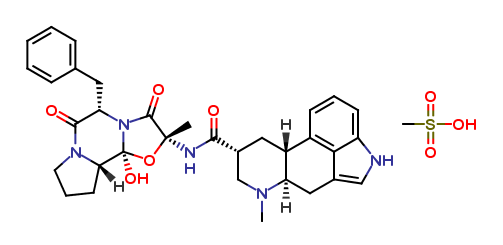 Dihydroergotamine mesilate(Secondary Standards traceble to EP)