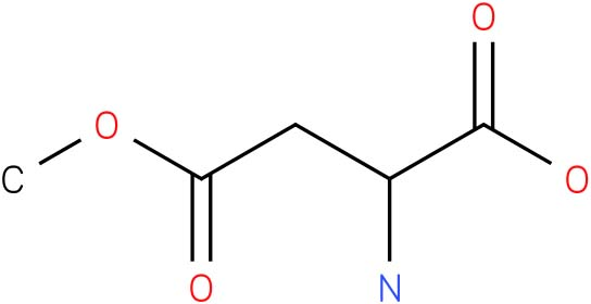 H-Asp(OMe)-OH.HCl, cas 21394-81-0
