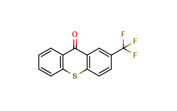 2-(trifluoromethyl)-9H-thioxanthen-9-one