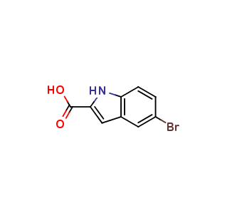 5-Bromo-1H-indole-2-carboxylic acid
