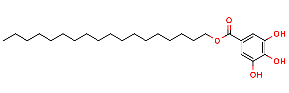 gallIc acId stearyl ester
