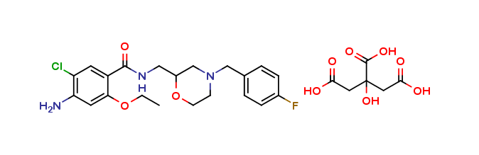 Mosapride Citrate