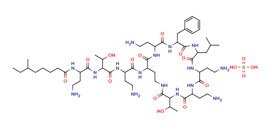 Polymyxin B Sulphate