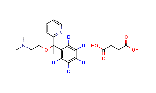 Doxylamine D5 Succinate