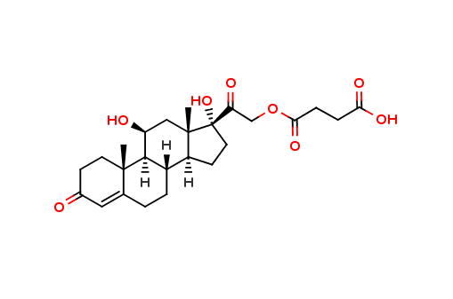 Hydrocortisone Hydrogen Succinate