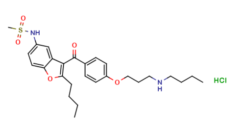 Dronedarone Hydrochloride Related Compound A