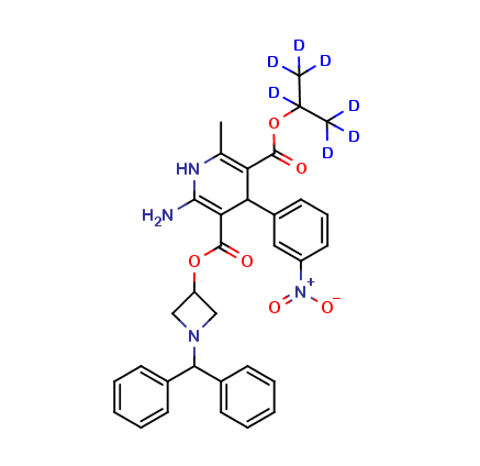 Azelnidipine D7