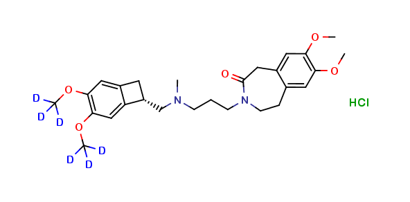 Ivabradine D6 hydrochloride