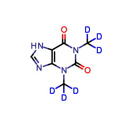 Theophylline D6
