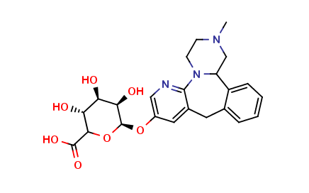 8-HYDROXY MIRTAZAPINE β-D-GLUCURONIDE