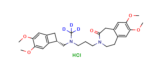Ivabradine-D3 Hydrochloride