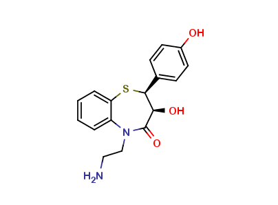Diltiazem related compound H