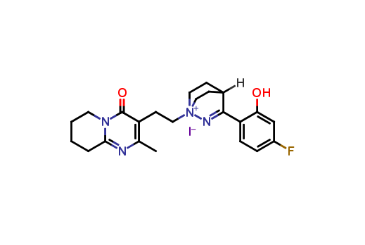 Bicyclo Risperidone