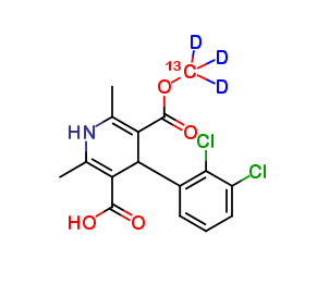 Clevidipine metabolite 13CD3