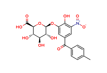 Tolcapone-β-D-Glucuronide