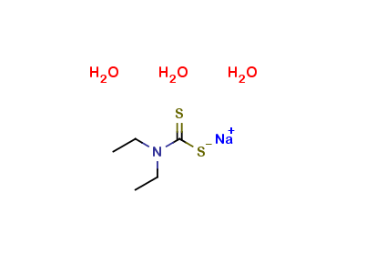 Sodium diethyldithiocarbamate trihydrate