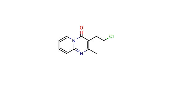 3-(2-Chloroethyl)-6,7,8,9-tetrahydro-2-methyl-4H-pyridin[1,2-a]pyrimidine-4-one