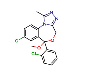 Triazolam Related substance C