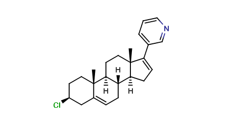 3-Deoxy 3-Chloro Abiraterone