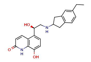 Indacaterol Impurity 2