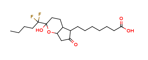 Lubiprostone related compound 3