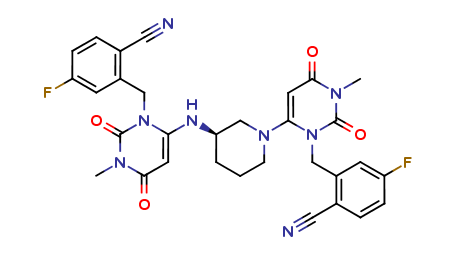 Trelagliptin Impurity 16