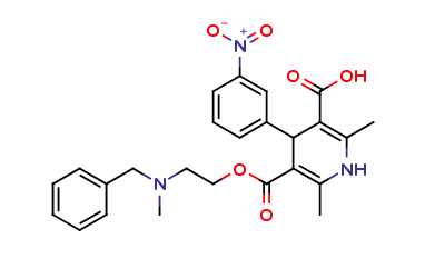 Nicardipine Related Compound 4