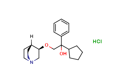 Penehyclidine HCl (Mixture of Isomers)