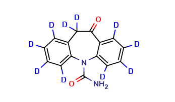 Oxcarbazepine D10
