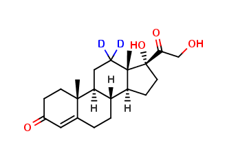 11-DEOXYCORTISOL D2