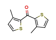 Bis(3-methylthien-2-yl)methanone