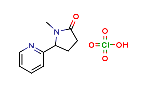 (+/-)-ortho-Cotinine Perchlorate