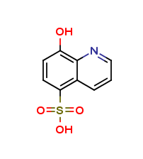 8-Hydroxy-5-quinolinesulfonic acid