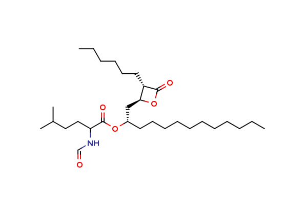 5-Methyl-L-norleucine Orlistat Analogue