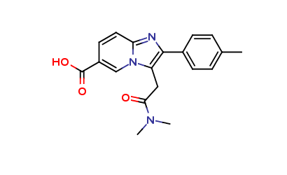 Zolpidem Related Compound 3