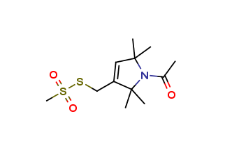 1-Acetyl-2,2,5,5-tetramethyl-3-pyrroline-3-methyl Methanethiosulfonate