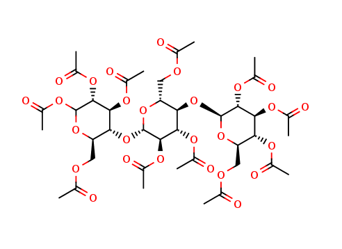 D-Cellotriose Undecaacetate, cas 17690-94-7