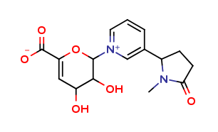 Cotinine-β-(4-Deoxy-4,5-didehydro)-β-D-glucuronide