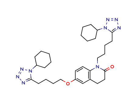Cilostazol related compound C