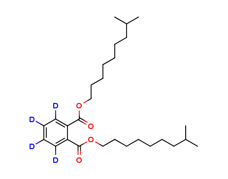 Diisodecyl Phthalate D4